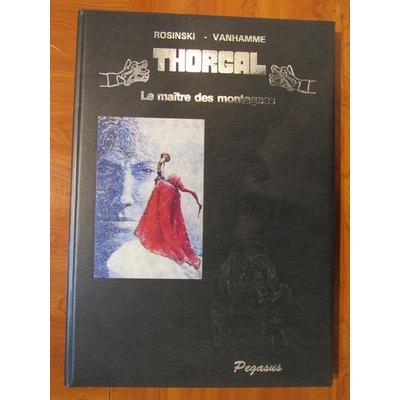 Rosinski - Tirage de tête - Thorgal - Le maître des montagnes