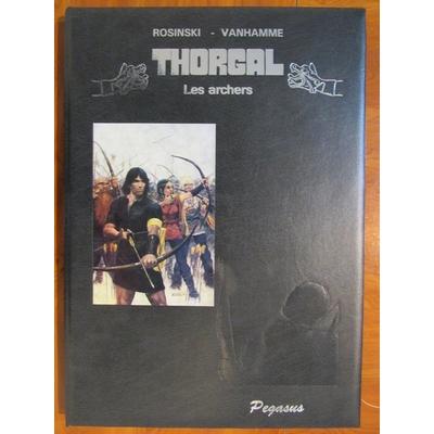 Rosinski - Tirage de tête - Thorgal - Les archers