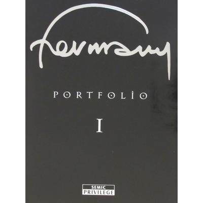Hermann - Portfolio T.1 - Semic privilège signé