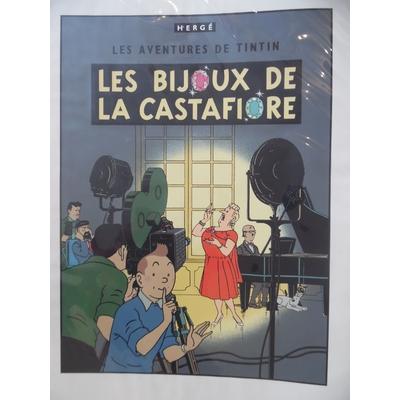 Hergé - Tintin les bijoux de la Castafiore
