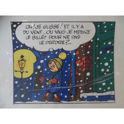 Franquin André - Petit Noël