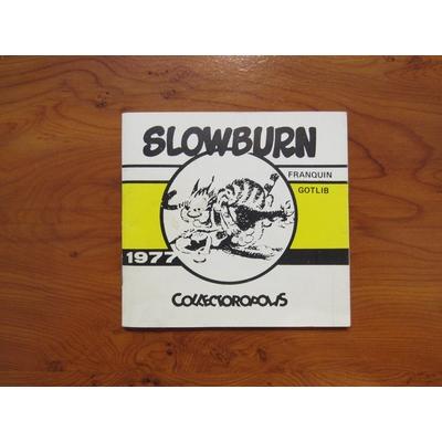 Franquin - Gotlib - Slowburn - collectoropolis 1977