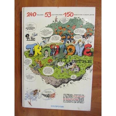 Franquin André - Intégrale Le trombone illustré - EO(1980)