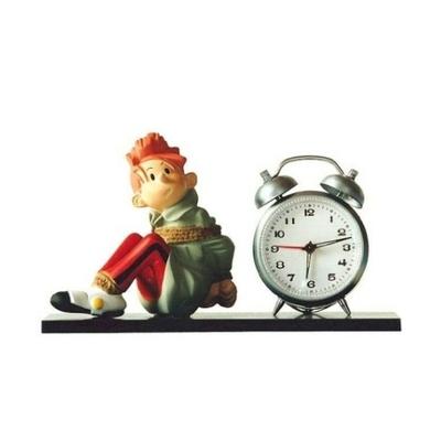 Franquin - Réveil Spirou ligoté - Leblon Delienne 1996