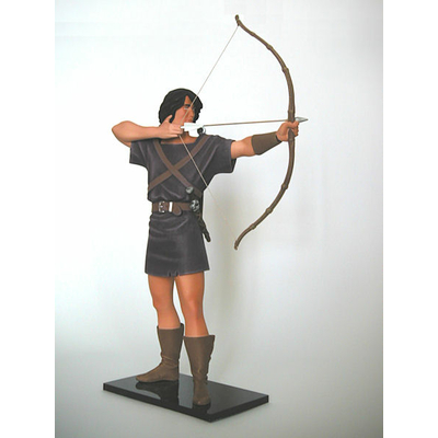 Rosinski - Figurine Thorgal - Fariboles 1999
