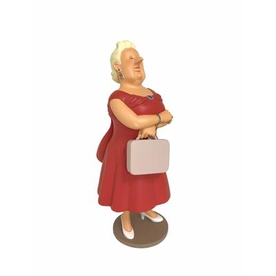 Hergé - Figurine Castafiore - Moulisart 2001