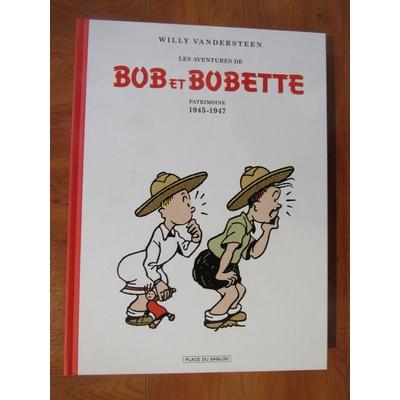 Vandersteen Willy - Bob et Bobette - Intégrale Patrimoine 1945-1947
