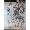 ga247_Crepax Guido - sérigraphie sur aluminium signée