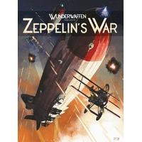 Zeppelin's War : 01. Les Raiders de la nuit