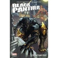 Black Panther (Marvel Deluxe) : L'homme sans peur