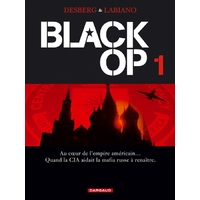 Black Op : 01. Tome 1