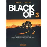 Black Op : 03. Tome 3