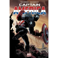 Captain America (Marvel Now!) : 01. Perdu dans la dimension Z (I)