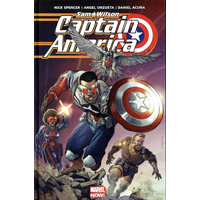 Captain America - Sam Wilson : 02. Civil War II
