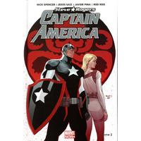 Captain America - Steve Rogers : 02. Le procès de Maria Hill