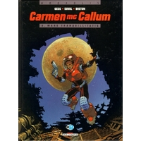 Carmen Mc Callum : 2. Mare Tranquillitatis