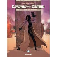 Carmen Mc Callum : 7. L'appel de Baïkonour