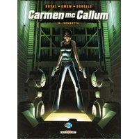 Carmen Mc Callum : 9. Vendetta