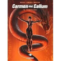 Carmen Mc Callum : 16. Crimson code