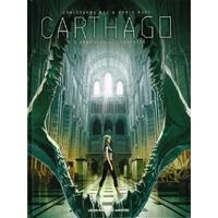 Carthago : 06. L'héritière des carpates