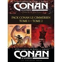 Pack duo Conan le Cimmérien : Tome 1 et 2