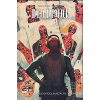 Deadpool (Marvel Dark) : 4. Deadpool massacre Deadpool
