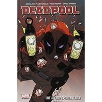 Deadpool (Marvel Deluxe) : 1. Une affaire épouvantable
