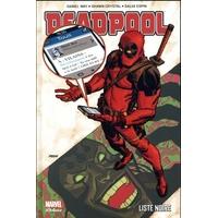 Deadpool (Marvel Deluxe) : 6. Liste noire