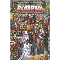 Deadpool (Marvel Now!) : 5. Le Mariage de Deadpool