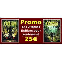 Offre découverte : eXilium tome 1 + 2