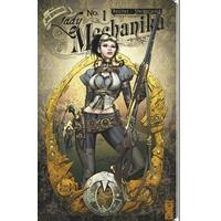 Lady Mechanika: 1. Le Mystère du corps mécanique (1re partie)