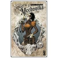 Lady Mechanika: 2. Le Mystère du corps mécanique (2e partie)