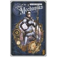 Lady Mechanika: 3. La Tablette des Destinées