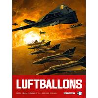 Luftballons: 3. La Montagne du diable