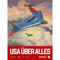 USA über alles: 1. Projet Aurora