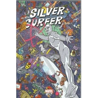 Silver Surfer (All-New All-Different Marvel): 1. Citoyen de la Terre