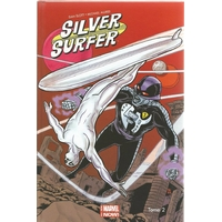 Silver Surfer (100% Marvel - 2015): 2. Le Refuge