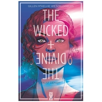 The Wicked + The Divine (The): 1. Faust départ
