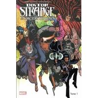 Doctor Strange et les sorciers suprêmes : 1. Les Intemporels