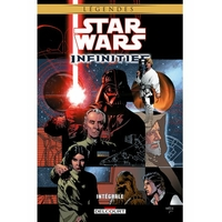 Star wars infinities: integrale tome 1 à 3
