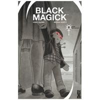 Black Magick: 2. Passé recomposé