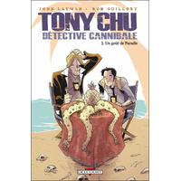 Tony Chu - Détective cannibale: 2. Un goût de paradis