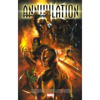 Annihilation INT. Annihilation