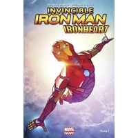 Invincible Iron Man - Tome 1 : IronHeart