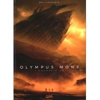 Olympus Mons : 1. Anomalie un