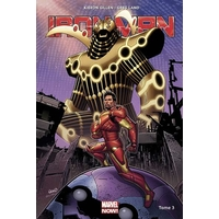 Iron Man (Marvel now): 3. Iron man - les origines secrètes de Tony Stark