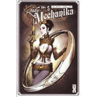 Lady Mechanika: 5. La machine à assassiner