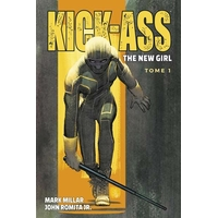 Kick-Ass: 1. The New Girl