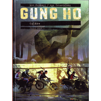 Gung Ho : 4.1. Colère - Éditions Deluxe