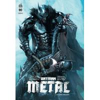 Batman Metal : 3. Matière hurlante